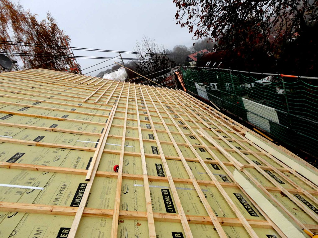 Dacharbeiten: Dachsanierung / Dachdämmung von Tobias Greinwald – Zimmerei / Bautenschutz / Trockenbau