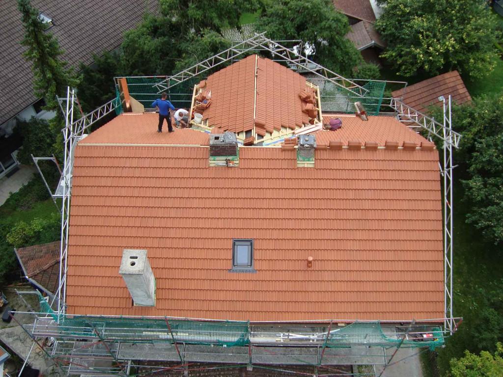 Dacharbeiten: Dachsanierung von Tobias Greinwald – Zimmerei / Bautenschutz / Trockenbau