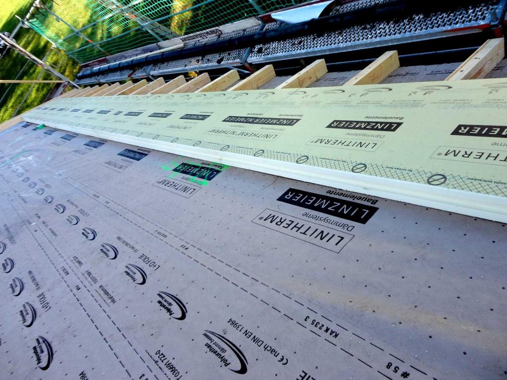 Dacharbeiten: Dachsanierung / Aufdachdämmung von Tobias Greinwald – Zimmerei / Bautenschutz / Trockenbau