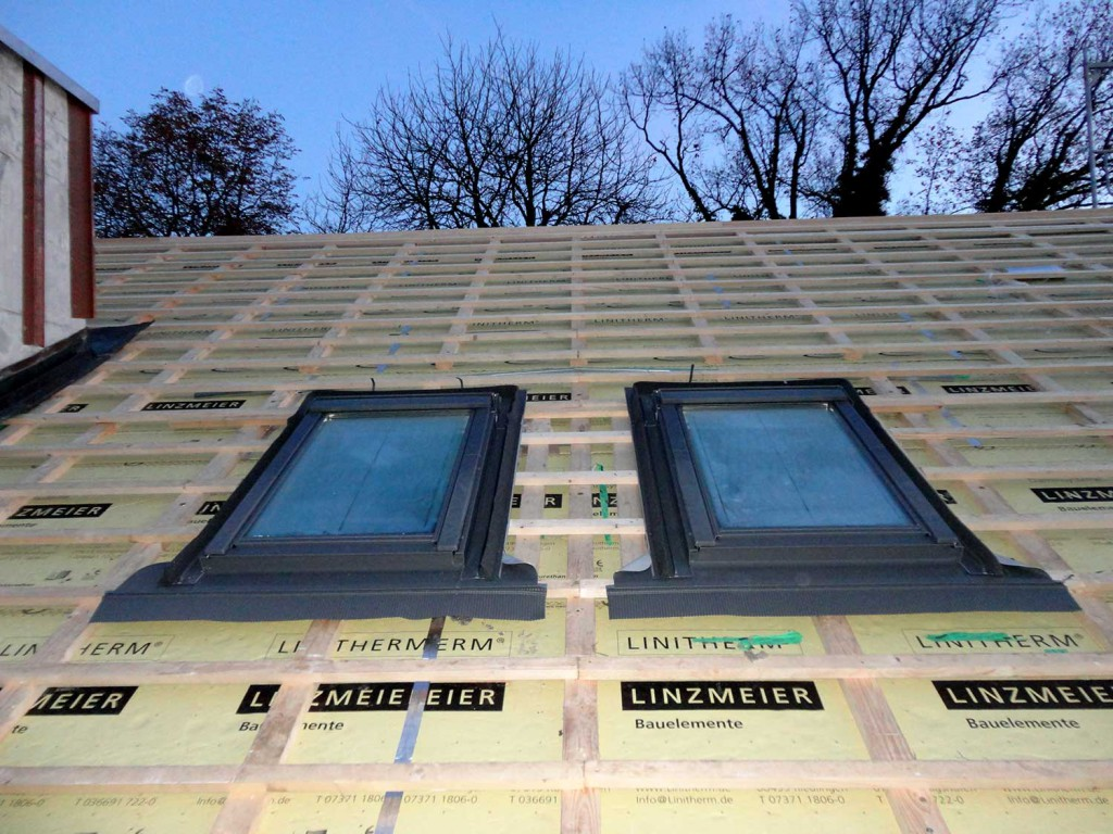 Dacharbeiten: Dachsanierung / Dachdämmung / Dachfenster von Tobias Greinwald – Zimmerei / Bautenschutz / Trockenbau