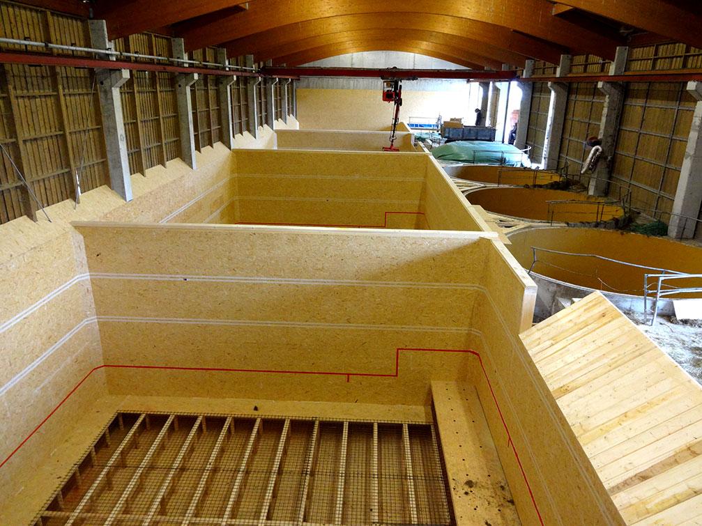 Nutzgebäude aus Holz: Heutrocknungshalle von Tobias Greinwald – Zimmerei / Bautenschutz / Trockenbau