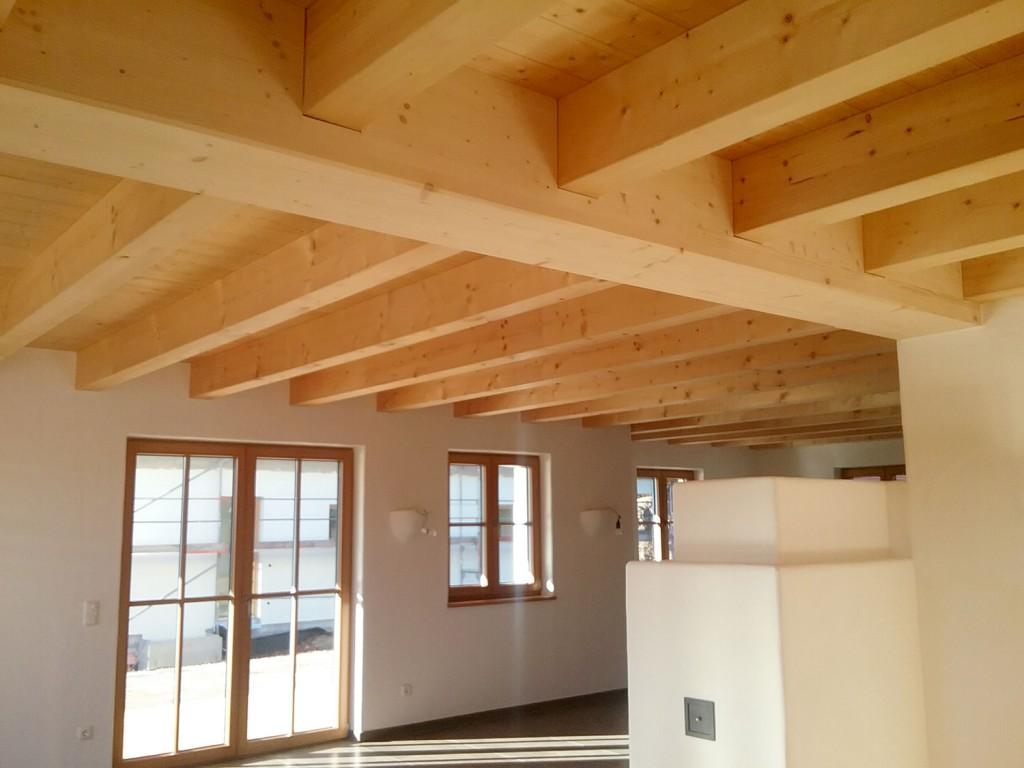 Innenausbau Holzdecken Zimmerei Tobias Greinwald Gmbh