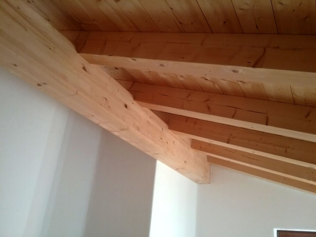 Holzdecken: Holzdecke von Tobias Greinwald – Zimmerei / Bautenschutz / Trockenbau