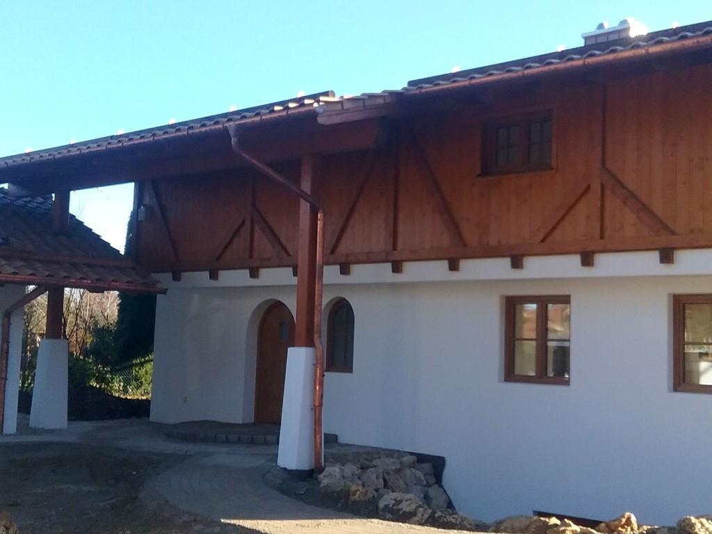 Neubau: Dach, Dachstuhl und Brettermantel von Tobias Greinwald – Zimmerei / Bautenschutz / Trockenbau