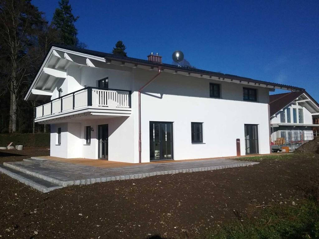 Neubau: Dach, Dachstuhl und Terrasse von Tobias Greinwald – Zimmerei / Bautenschutz / Trockenbau