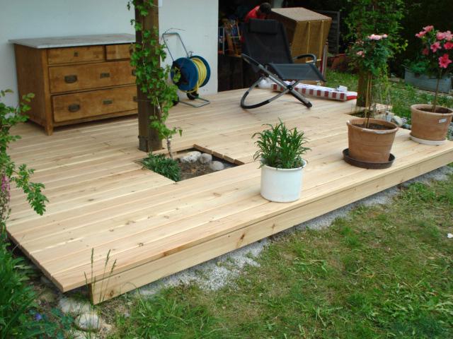 Holzterrassengestaltung  Holzterrassen | Zimmerei Tobias Greinwald GmbH